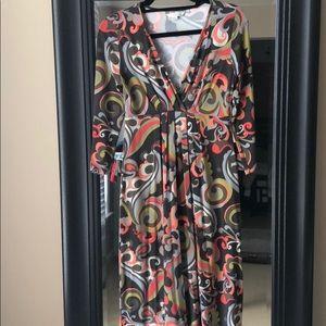 Boden dress- size 8.
